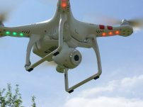 dron phantom